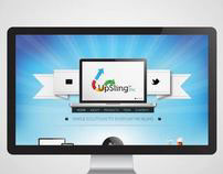 Upsling Website