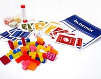 Blocmix - Board Game Design