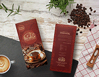 Al Madiena Coffee - Packaging