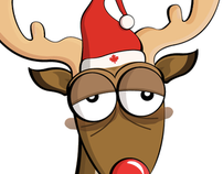 Drunk Reindeer