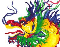 Dragon's head Shrimp's Tail
