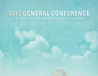 2012 UMC General Conference Guidebook Cover