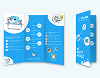 Brochure Template | Viraltalks.com