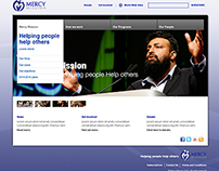 Mercy Mission World - UI