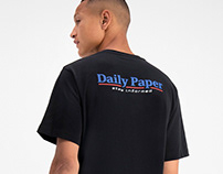 Daily Paper Clothing - FW18:Graphic Design