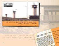 "Layout & Design: ACLU- ""Not Fit for Human Consumption"""