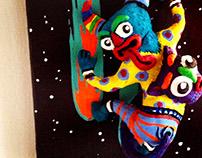 Climb to the Stars | Imago Mundi Clay Sculpture