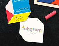 Tangram // Naming & Visual Identity