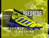 Project Predator | Adidas Football/Soccer