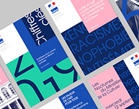 French Ministry of Culture - Visual identity