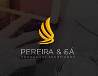 Redesign Logo Pereira&Sá