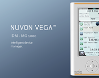 IDM MG 1000. Intelligent device manager