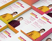 Asper Brothers - Branding