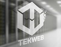 TekWeb - Logo (E-Sport logo)