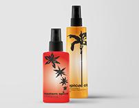 BCL - Home Fragrance Bottle & Packaging Designs