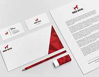 Red Dog - Logo/Brand Identity