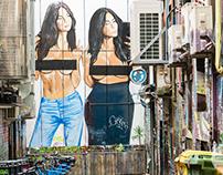 Melbourne, Australia -- Graffiti