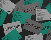 Brand refresh for Cineventi