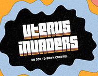 Uterus Invaders iOS Game
