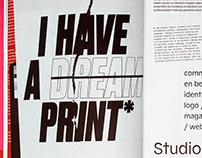 Screw The Grid — Magazine