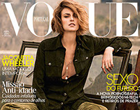 Enviada Especial - Vogue Portugal April '15