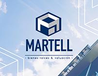 MARTELL /Bienes raíces & Valuación
