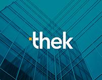 Branding & Print for Thek