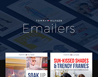 Tommy Hilfiger Emailers