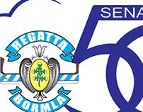 50 years commemoration logo