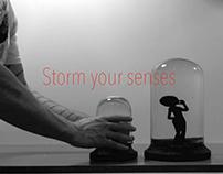 Storm your senses