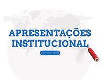 Apresentações Institucionais - Grupo Ideal