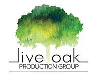 Live Oak Production Group Logo