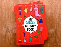Garden Activity Book