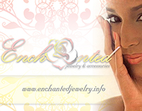 Enchanted Jewelry & Accessories Rebranding