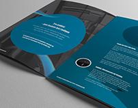 SoundSoul tri fold brochure