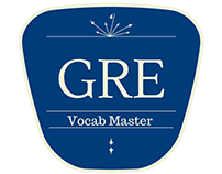 GRE Vocab Master