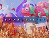 Collby Graphics - Showreel 2019