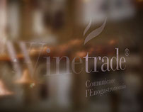 Winetrade Brand Identity