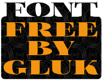 Free font FoglihtenBlackPCS