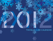 Blue Cube Business Calendar