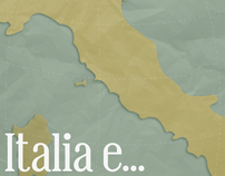 Italia e...