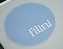 Filini bar and restaurant re-brand