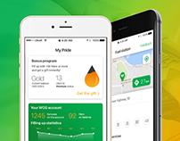 Wog payment concept app