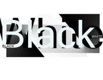 Black and white - Poster Design