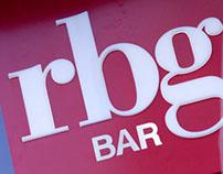 RBG bar, Branding