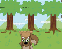 Game Development - Sammy The Squirrel