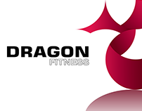 Dragon Fıtness Logo