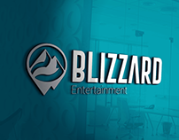 Redesign - Blizzard logo