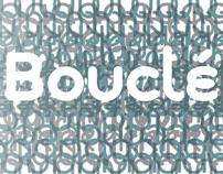 Bouclé Typeface