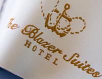 Blazer Suites Hotel Brochure